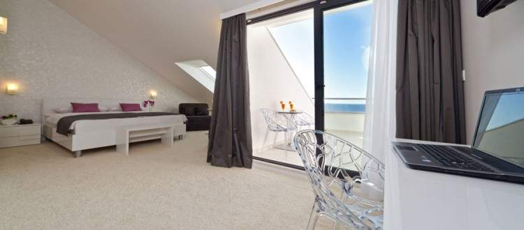 Life Suite - sea view